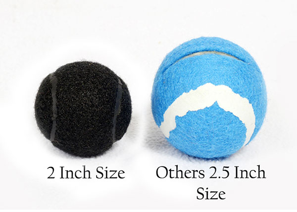 2 Inch Size vs Competitors
